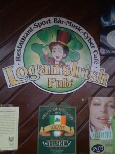 logans irish pub puerto rico